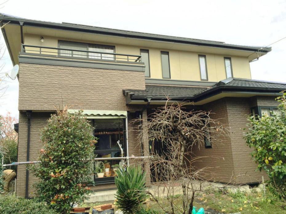 外壁 三井 塗装 ホーム